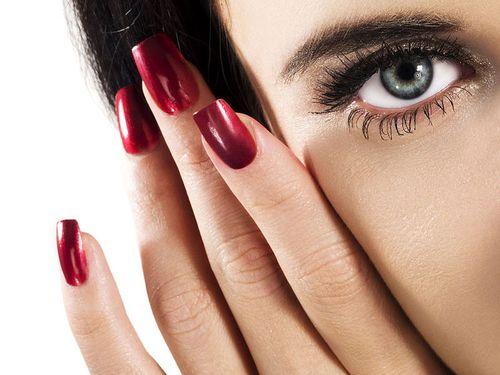 Как снять шеллак с ногтей