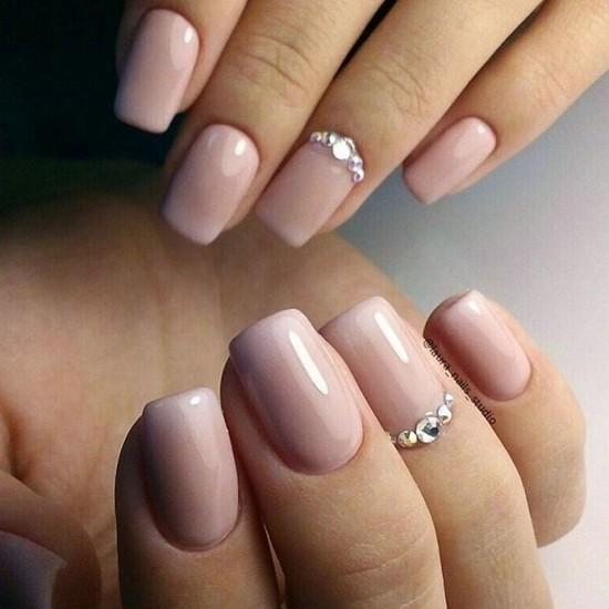 Технология нанесения лака на нарощенные ногти