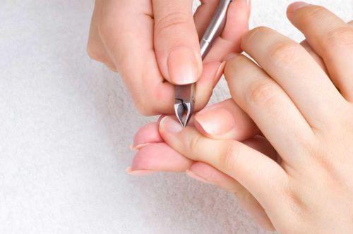 Обрезание заусенцев