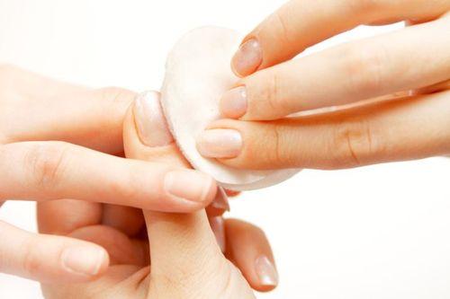 Пропитка ногтей
