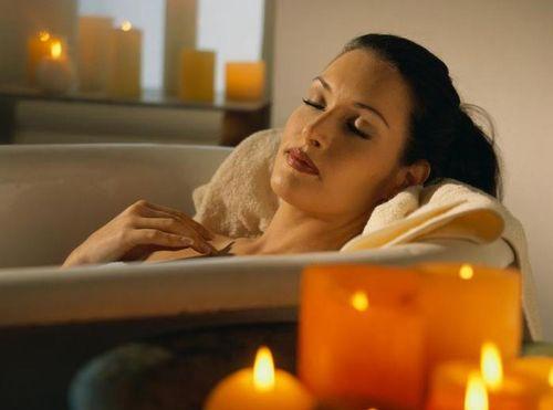 Расслабляющая и успокаивающая ванна